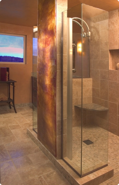 Small Projects - Designers Challenge Bathroom - Benton Development